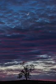 crescent moon eloquent images by gary hart