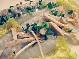 cuisine vietnamienne facile bánh cuốn la recette facile des crêpes vietnamiennes boui