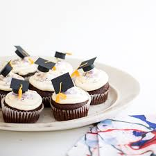 graduation cap cake topper mini graduation caps cupcake toppers diy