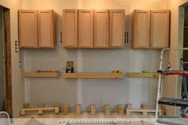 Building Upper Kitchen Cabinets Wall Of Cabinets Installed Plus How To Install Upper Cabinets By