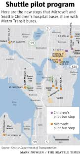 Microsoft Map A First Of Its Kind Program Microsoft Seattle Children U0027s