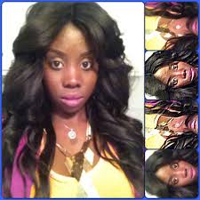 sew in with lace closure look sew in weave with a lace closure