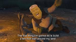 Shrek Meme - shrek is running for president 2016 by rockspore meme center