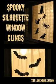 Diy Halloween Window Silhouettes by 132 Best Halloween Images On Pinterest Halloween Ideas