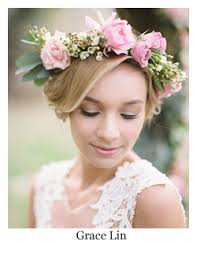 hair wreath 125 gorgeous wedding hairstyles with flowers hair comes the
