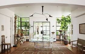 celebrity homes ellen degeners console table designs