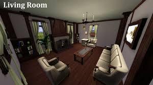 English Tudor Interior Design Mod The Sims English Tudor