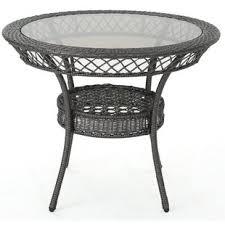 Black Metal Bistro Table Outdoor Bistro Tables You Ll Wayfair