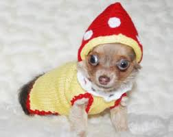 chihuahua sweaters chihuahua clothing fleece onesie yorki shth tzu and all tiny