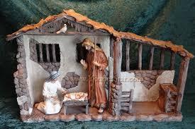 14 deluxe real nativity starter nativity set yonder