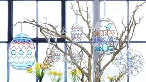 Easter Window Decorations Uk by Festive Fun Or Hopping Mad Is Easter The New Christmas Bbc News
