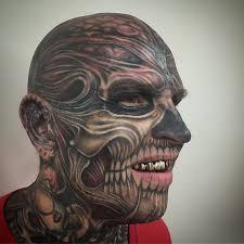 tattoo back face 65 best face tattoo designs ideas enjoy yourself 2018