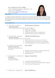 Sample Resume Objectives Hospitality Management by 100 Sample Resume Objective Hrm Sample Objectives For Hrm