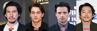 nom des coupes de cheveux homme on change de coupe mode man le style geek