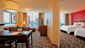 Hotel Suites With 2 Bedrooms Embassy Suites By Hilton Two Room Suite Hotels