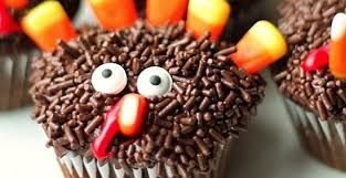 four festive thanksgiving cupcake recipes sweet worcester