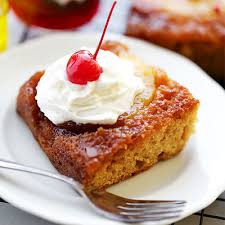 pineapple upside down yogurt cake starfinefoods