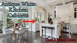 antique white kitchen cabinet antique white kitchen cabinets for a timeless kitchen youtube