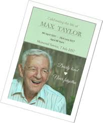 funeral stationery muswellbrook scone funeral services funeral stationery