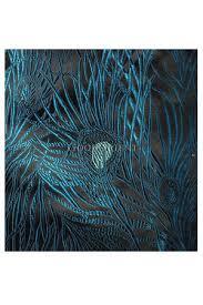 silk peacock home decor peacock feather silk brocade fabric