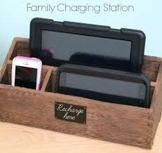 End Table Charging Station by 16 Charging Station Ideas To Eliminate Device Clutter