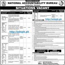 jobs of national accountability bureau nab headquarter jobs 2016