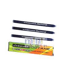 classmate octane gel pen classmate octane pen refill blue minikids in