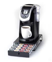 amazon com keurig brewed under the brewer mini k cup drawer