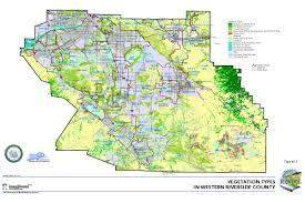 San Bernardino County Map Multiple Species Habitat Conservation Plan Mshcp Volume 4
