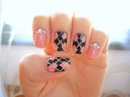 cute nail designs girly image collections nail art designs
