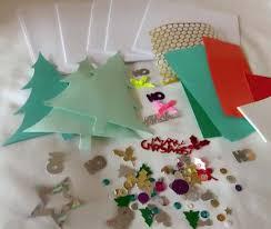 how to make a christmas tree card christmas lights decoration