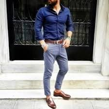how to wear charcoal dress pants with a navy dress shirt men u0027s