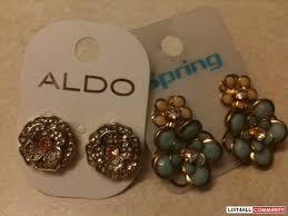 aldo earrings flower earrings aldo allaboutshopping list4all