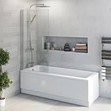 100 square shower bath cost to remodel bathroom per square square shower bath orchard square edge straight shower bath with 5mm shower screen