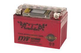 akumulator żelowy wm motor ytx4l bs z wyświetlaczem cg 125 crf 110