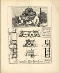 chicago tribune book of homes english style architecture 1920