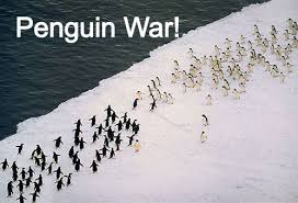 Meme Penguin - penguin war weknowmemes