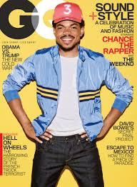 Magazine Usa Chance The Rapper And The Weeknd Make Gq U0027s February Covers Gq