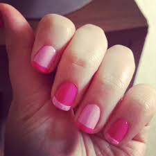 french manicure different colors photo manicure pinterest