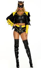 Halloween Costume Batgirl Batgirl Batgirl Sexycostumes Seductively