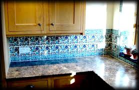 painted tiles for kitchen backsplash kitchen lovely painted tiles kitchen backsplas painted