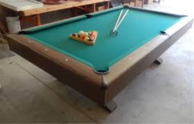 ebonite pool table 3 piece slate r 193 ebonite billiards pool table
