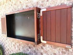 Build Outdoor Tv Cabinet Rustic Outdoor Tv Cabinets With Doors For Mahogany Tv Cabinets