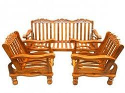 Teak Sofa In Bengaluru Karnataka Manufacturers  Suppliers Of - Wooden sofa design