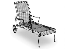 Lounge Chair Outdoor Chaise Lounge Diamond Mesh Metal Chaise Lounge Chairs Hastac 2011