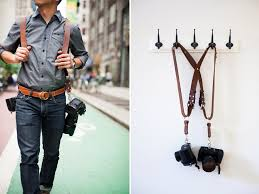 Comfortable Camera Strap Holdfast
