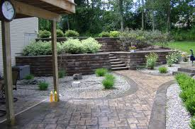 stamped concrete patio decorative concrete patio