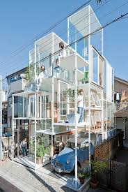 japanese design house live small japanese housing design creative review