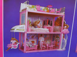 Barbie Dream Furniture Collection amazon com barbie living pretty home 1990 rare purchased in