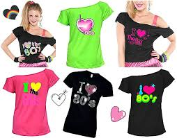 80s fashion online i love the 80s t shirts for ladies